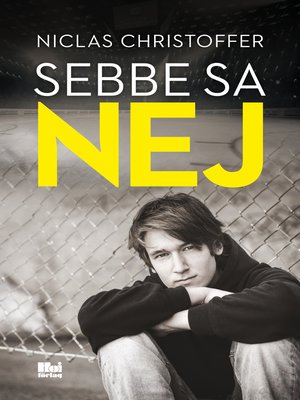 cover image of Sebbe sa nej