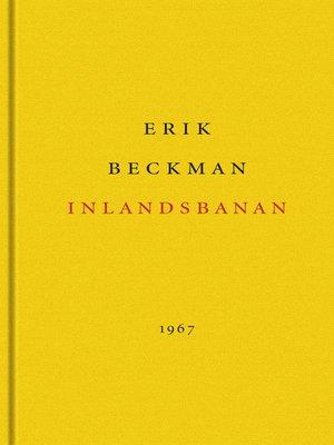 cover image of Inlandsbanan