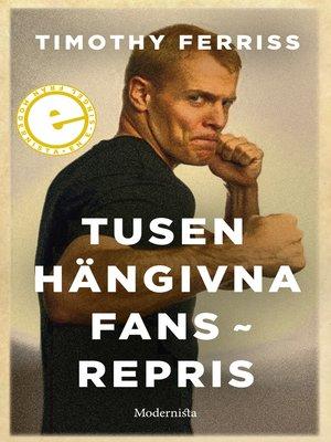 cover image of Tusen hängivna fans