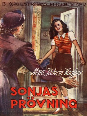 cover image of Sonjas prövning