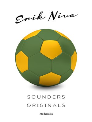 cover image of Sounders Originals