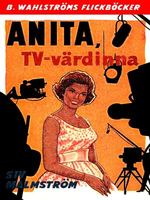 cover image of Anita 3--Anita, TV-värdinna