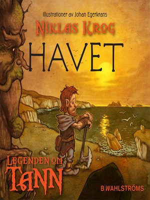 cover image of Legenden om Tann 6--Havet