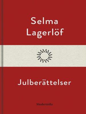 cover image of Julberättelser