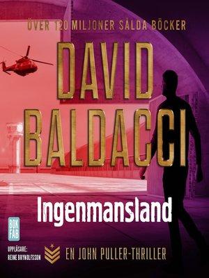 cover image of Ingenmansland