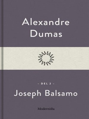 cover image of Joseph Balsamo 2