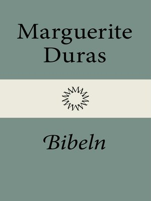 cover image of Bibeln
