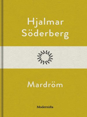 cover image of Mardröm