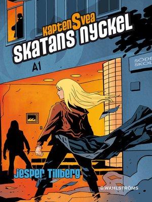 cover image of Kapten Svea 1--Skatans nyckel