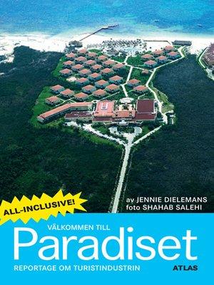 cover image of Välkommen till Paradiset
