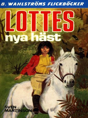 cover image of Lotte 5--Lottes nya häst