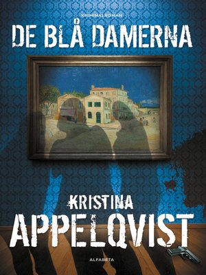 cover image of De blå damerna