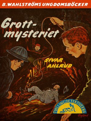 cover image of Tvillingdetektiverna 30--Grott-mysteriet