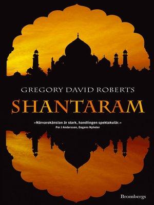shantaram david roberts gregory