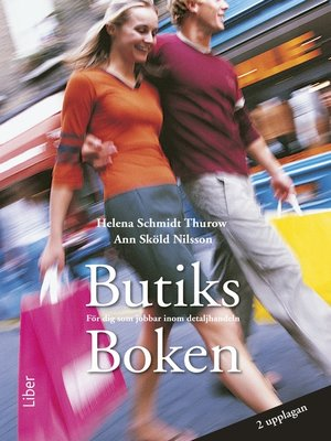 cover image of Butiksboken