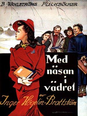 cover image of Med näsan i vädret