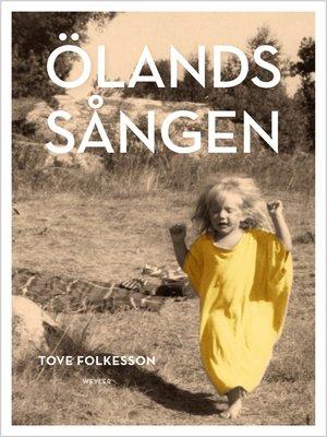 cover image of Ölandssången