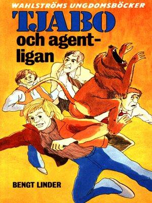 cover image of Tjabo 4--Tjabo och agentligan