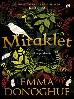 cover image of Miraklet