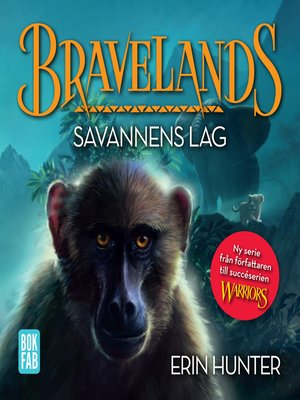 cover image of Bravelands 2--Savannens lag