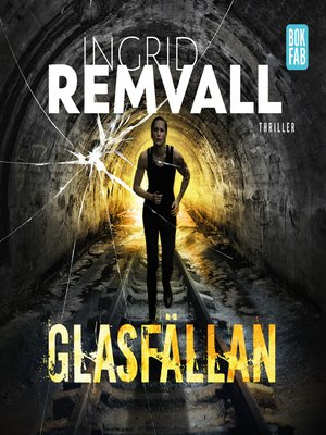 cover image of Glasfällan