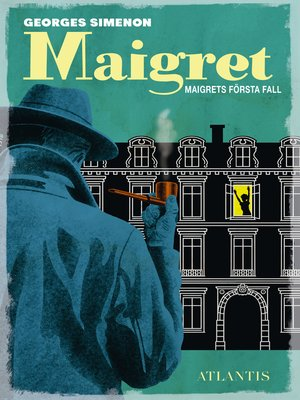cover image of Maigrets första fall