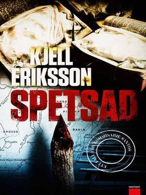 cover image of Spetsad