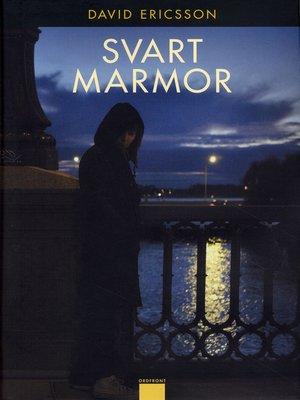cover image of Svart marmor