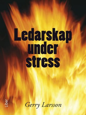 cover image of Ledarskap under stress