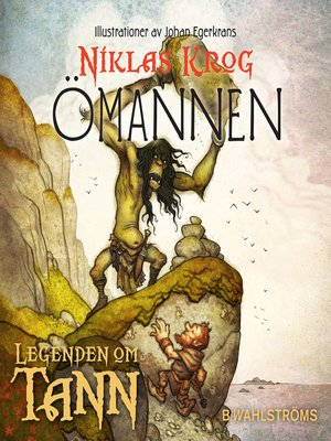 cover image of Legenden om Tann 7--Ömannen
