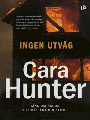 cover image of Ingen utväg