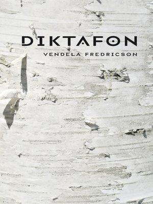 cover image of Diktafon