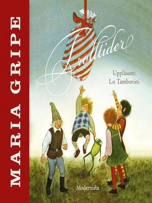 cover image of Trolltider