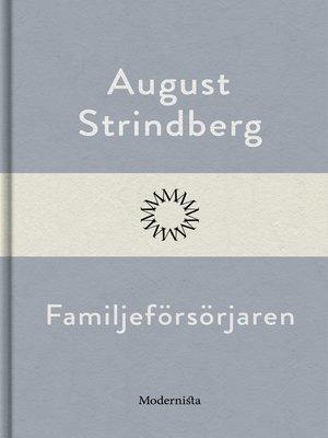cover image of Familjeförsörjaren
