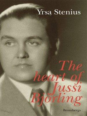 cover image of The Heart of Jussi Björling