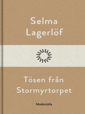 cover image of Tösen från Stormyrtorpet