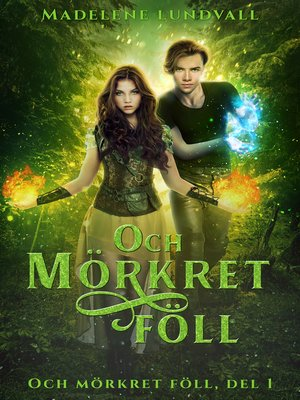 cover image of Och mörkret föll--trilogin