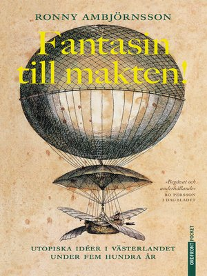 cover image of Fantasin till makten!