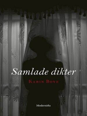 cover image of Samlade dikter