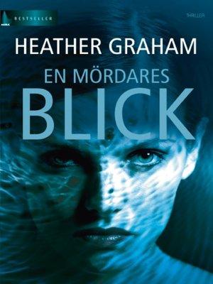 cover image of En mördares blick