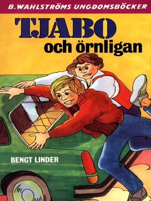 cover image of Tjabo 6--Tjabo och örnligan