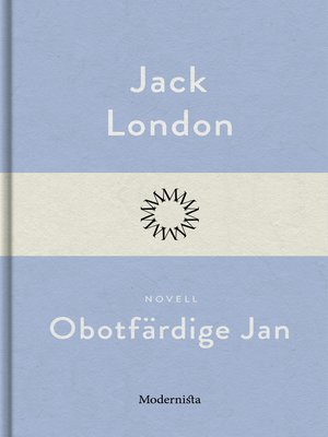 cover image of Obotfärdige Jan