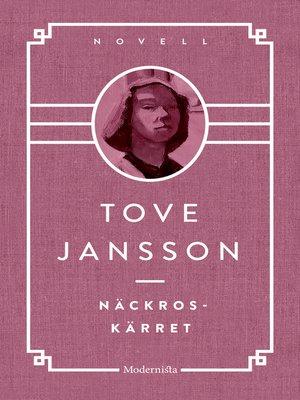 cover image of Näckroskärret