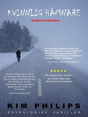 cover image of Kvinnlig hämnare