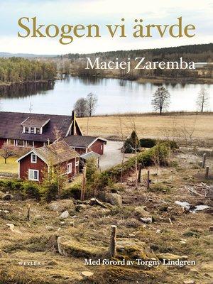 cover image of Skogen vi ärvde