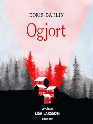 cover image of Ogjort