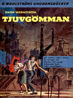cover image of Tjuvgömman