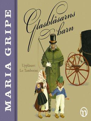 cover image of Glasblåsarns barn