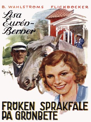 cover image of Fröken Sprakfåle 3--Fröken Sprakfåle på grönbete