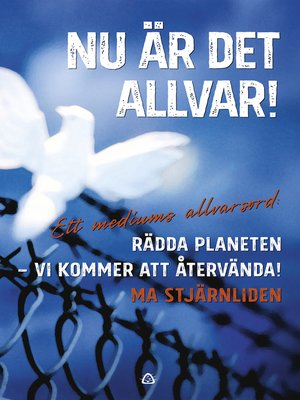 cover image of Nu är det allvar!